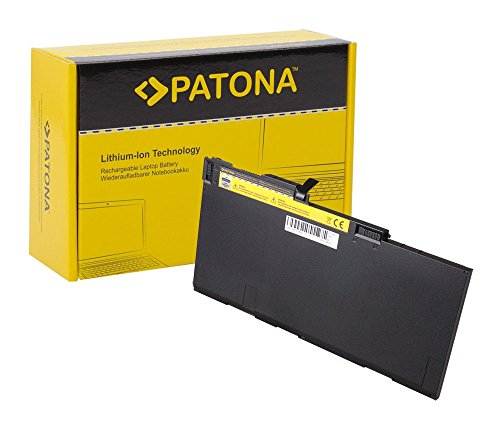 PATONA Laptop Akku für HP E7U244A   Z Book EliteBook 850   850 G1 - [ Li-ion; 4500mAh;schwarz]