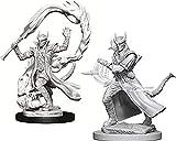 Nolzur's Marvelous Unpainted Minis: Tiefling Male Sorcerer
