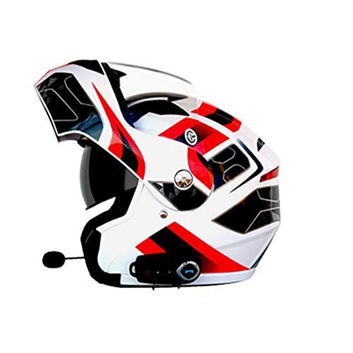 Potrai avere le mani libere Cinturino per casco da moto Accessorio Blue