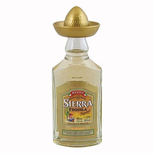 Sierra Tequila Reposado 0,04 Liter