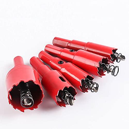 15mm-55mm broca sierra broca giratoria herramienta eléctrica juego de taladros herramienta de...