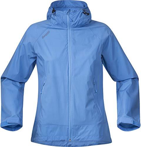 Bergans Microlight Jacket Damen summersky/Fjord Größe XS 2018 Funktionsjacke