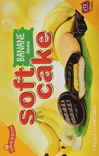Griesson Soft Cake Banane, 300 g