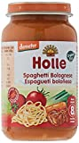 Holle - Potito Espagueti Boloñesa Holle 220gr 8m+