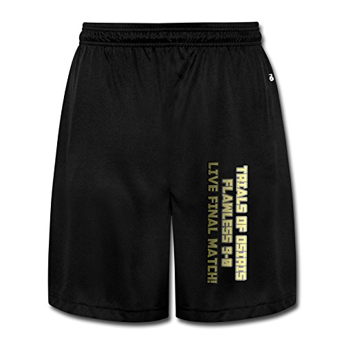 HYRONE Men's Trials Of Osiris Training Pants Black Size XXL