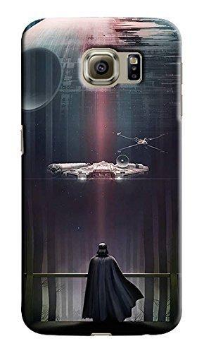 CASE LOCK LTD - SW Darth Vader Samsung Galaxy S8 Hard Rubber case Cover