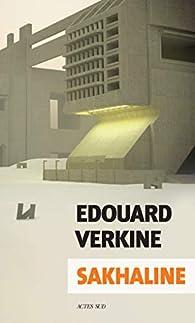 Sakhaline par Edouard Verkine