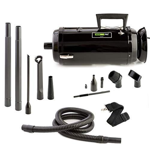Metro Vacuum MDV-3TA DataVac/3 Pro Series Toner Vac, 1.7-HP, 2 Speed Motor