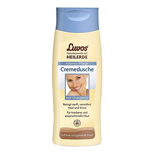 LUVOS Naturkosmetik Cremedusche mit Orangenöl 200 ml