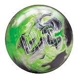 DV8 Lime Luster Boule de Bowling, 12lbs