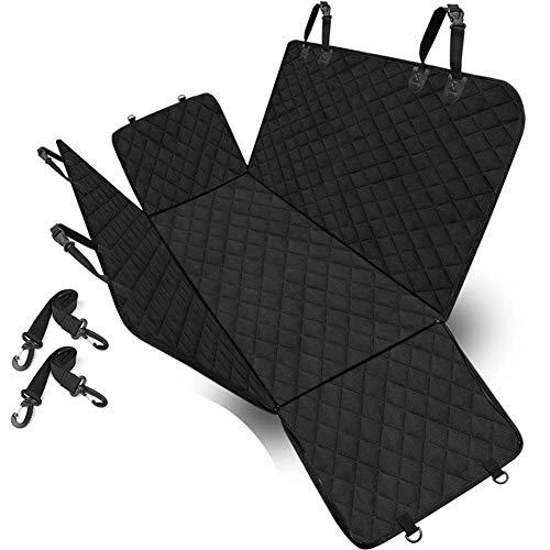 Wxlxl Universal Kofferraumschutz - Wasserabweisend & Pflegeleicht - Ideale Autodecke Für Hunde - Schwarze Kofferraummatte Mit Ladekantenschutz- 137 * 147Cm