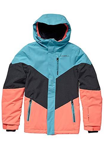 O'Neill Mädchen Kinder Snowboard Jacke Coral Jacket Girls, Island Blue, 152