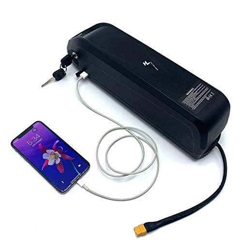 E-Bici de litio ion de litio con puerto USB - Portátil bicicleta...