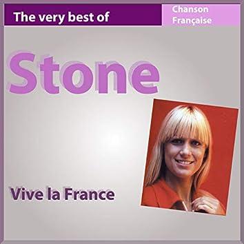 The Very Best of Stone: Vive la France (Les incontournables de la chanson française)