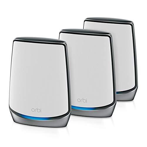 NETGEAR Orbi WiFi 6 Mesh System (RBK853) – Wifi 6 Router...