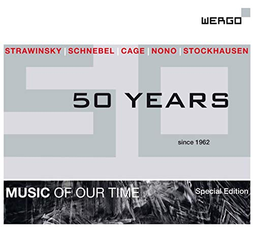 50 Jahre Wergo - Musik unserer Zeit
