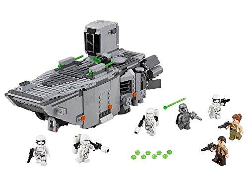 Lego Star Wars - 75103 - Jeu De Construction - First Order Transporter