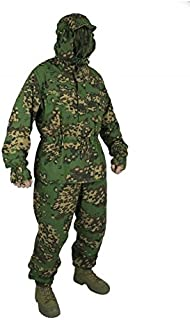 Russian Military PARTIZAN Spetsnaz Sniper Camouflage Reversible Suit by SSO/SPOSN
