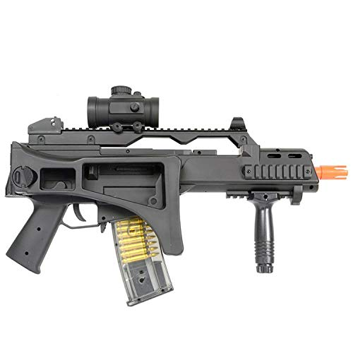 Double Eagle M85P AEG Electric Airsoft Gun Rifle