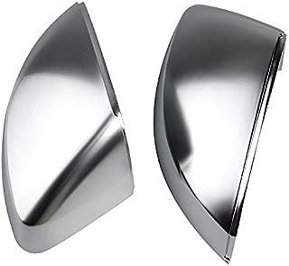 Pour Audi a3 s3 8p Chrome Miroir Couverture Miroir Capuchon Boîtier Rétroviseur Extérieur