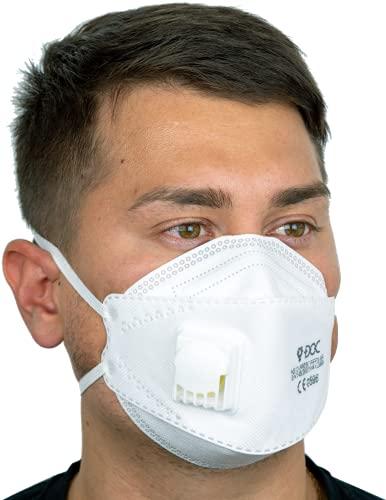 DOC FFP3 Atemschutzmasken mit Ventil NEO-3WHV