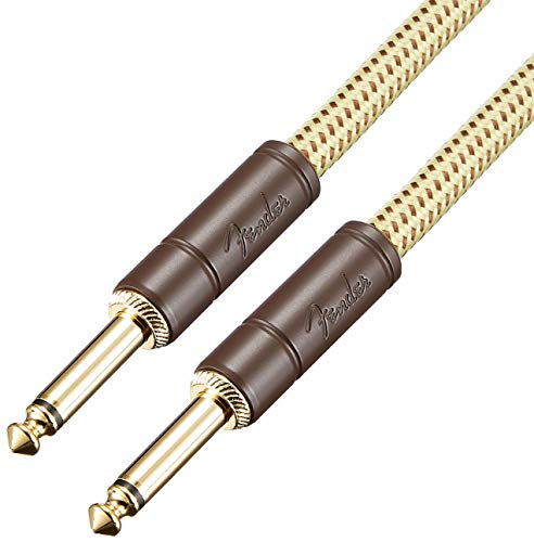 Fender 099-0820-094 Cable de instrumentos de la serie Deluxe - 5 '-...