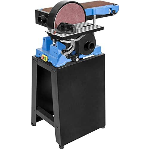 Güde 38352 GBTS 1100 Band und Tellerschleifer, W, 230 V, Blau