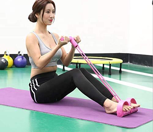 Bhajan (LABEL) Pull Reducer/Body Trimmer for Fitness Exercise (Multicolour)