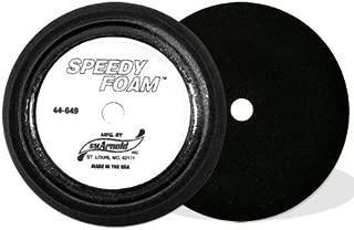 Home & Tools Sm Arnold 9-Inch Speedy Foam Polishing Pad - Black Model: Misc.
