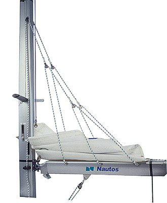 Nautos 001 - Lazy Jack Type A - Small Size - for Sailboats up to 31'- kit