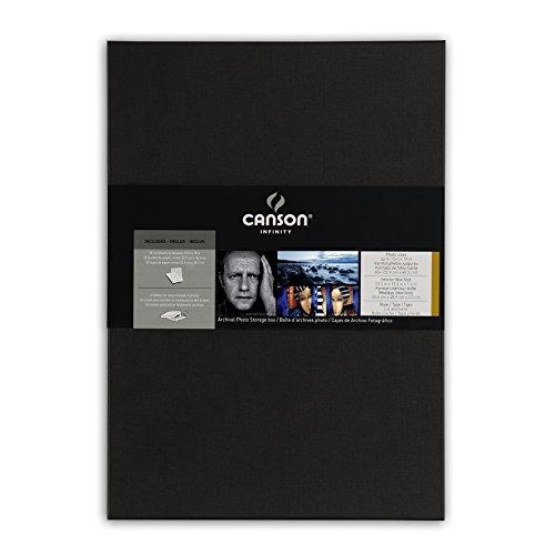 CANSON ARCHIVAL PHOTO STORAGE BOX A3+