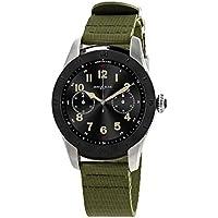 Montblanc Summit World Time Chronograph Analog-Digital Black Dial Smart Watch (117545)