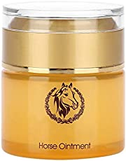 Face cream, horse oil moisturiser for day and night, repairs, anti-aging, anti-wrinkle facial care