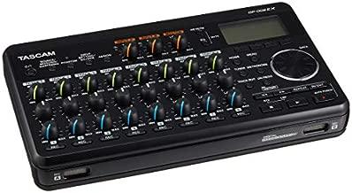 Tascam DP-008EX 8-Track Digital Multitrack Recorder - Bundle with 2X Tascam VL-S5 5
