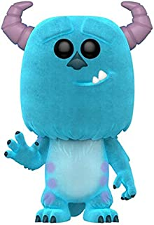 Funko Pop! Disney: Monster's Inc - Sulley aterciopelado exclusivo de Amazon