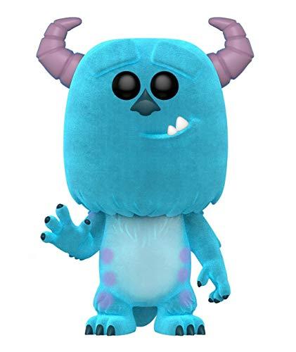 Monsters Inc. - Sulley Flocked Pop! Vinilo