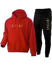 Smkenor Trainingspak voor Mannen Warm Sport Sets Jordan 23 # Gedrukt Basketbal Uniform Jogging Track Suits Broek (S~ 3Xl)