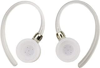 2pcs Earhooks for Motorola Boom 2, Boom, HX600, Elite Flip HZ720, H17, H17txt, H19, H19txt, HX550, H525, H520 Bluetooth Wireless Headsets- Ear Hooks Earloops Earclips Stabilizers