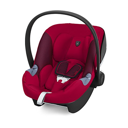 Cybex Gold ATON M I-SIZE Scuderia Racing Red