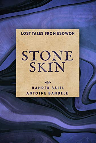 Stoneskin: An Esowon Story (Lost Tales from Esowon Book 4)