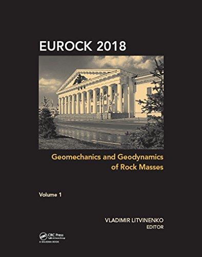 Geomechanics and Geodynamics of Rock Masses, Volume 1: Proceedings of the 2018 European Rock Mechani