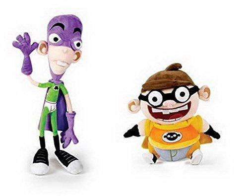 Fanboy y Chum Chum Peluche Grande (aleatorio) - Fanboy y Chumchum Peluche Grande, Peluche Infantil/Juvenil , color/modelo surtido