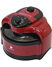 クマザキエイム bearmax エアロオーブン レッド AO-250-R 油を使わずヘルシー料理 ノンフライオーブン 正規品・保証付 景品付き