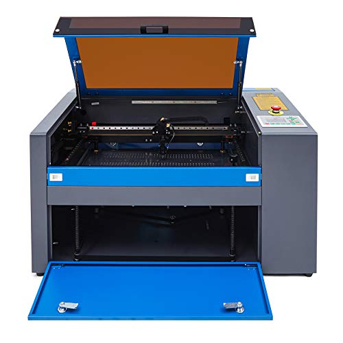 Orion Motor Tech 50W CO2 Laser Engraver Cutter with 12 x 20in Work...