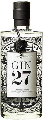 Gin 27 Premium Appenzeller Dry (1 x 0.7 l)