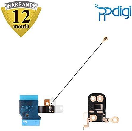 PPdigi WiFi antena GPS cubierta para iPhone 6 Plus Módulo de señal Bluetooth Cable flexible Amplificador (iPhone 6 Plus, antena WiFi + set de cubierta ...