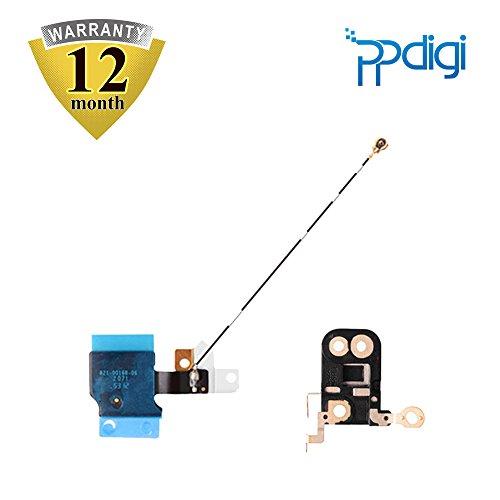 PPdigi WiFi WLAN Antenne GPS Cover für iPhone 6s Bluetooth Signal Modul Flexkabel Verstärker (iPhone 6s, WiFi Antenne+GPS Cover Set)