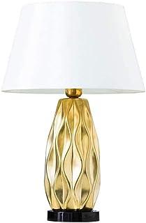 WYBFZTT-188 Nacht europäischen Stil Tischlampe Keramik-Lampen Wohnzimmer Schlafzimmer Nacht Hotel Modern Einfache Schreibt...