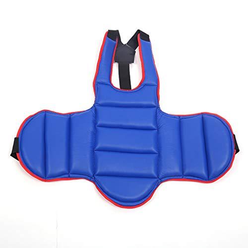 WMY Protector de Pecho de Boxeo Protector de Cuerpo Target Training Kickboxing Protector de Pecho de Karate tamaño pequeño