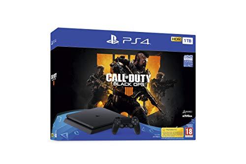 PlayStation 4 (PS4) - Consola de 1 TB + Call Of Duty...